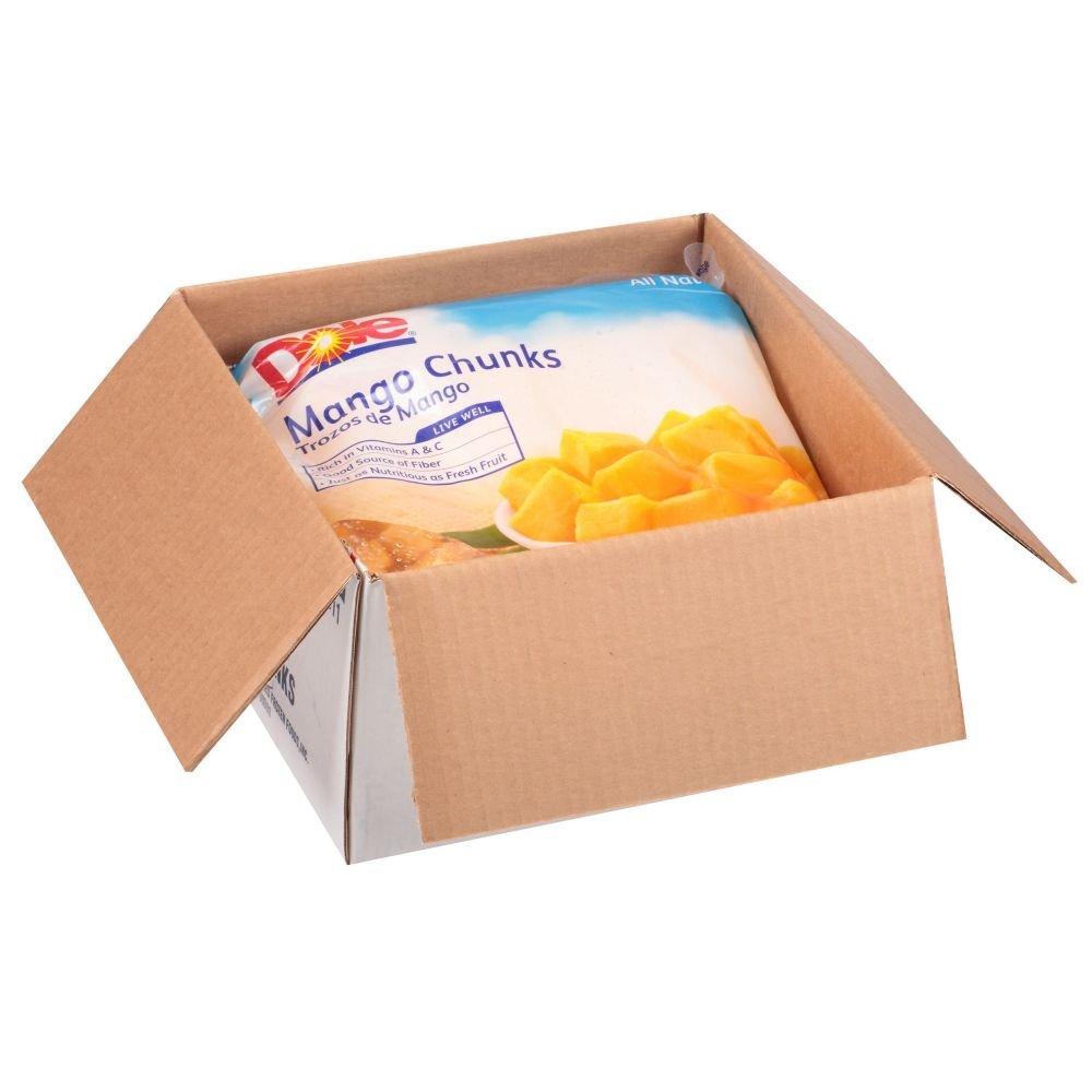 Dole Individual Quick Frozen Chunk Mango, 5 Pound - 2 per case. by Dole (Image #3)