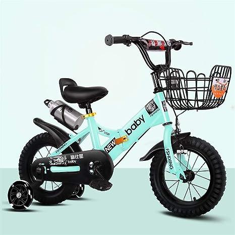 JLASD Bicicleta 2-11 Años De Niños Y Niñas, Sostenedor De La ...
