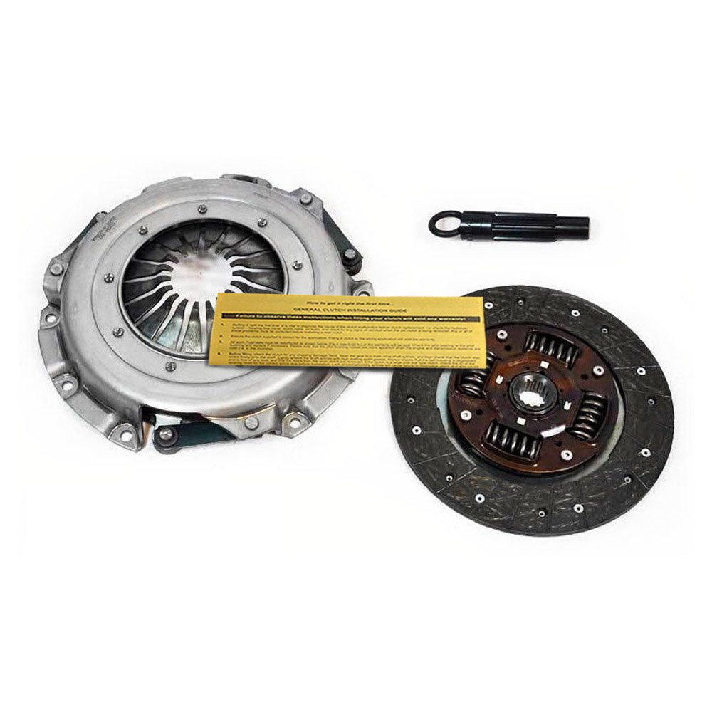 EFT PREMIUM CLUTCH KIT WORKS WITH 2000-2002 CHEVY CAVALIER PONTIAC SUNFIRE 2.2L OHV 4CYL