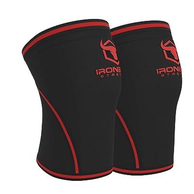 Iron Bull Strength Knee Sleeves 7mm