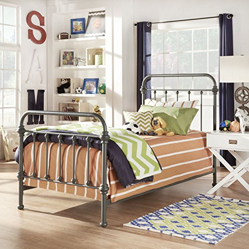 iron twin bed amazoncom