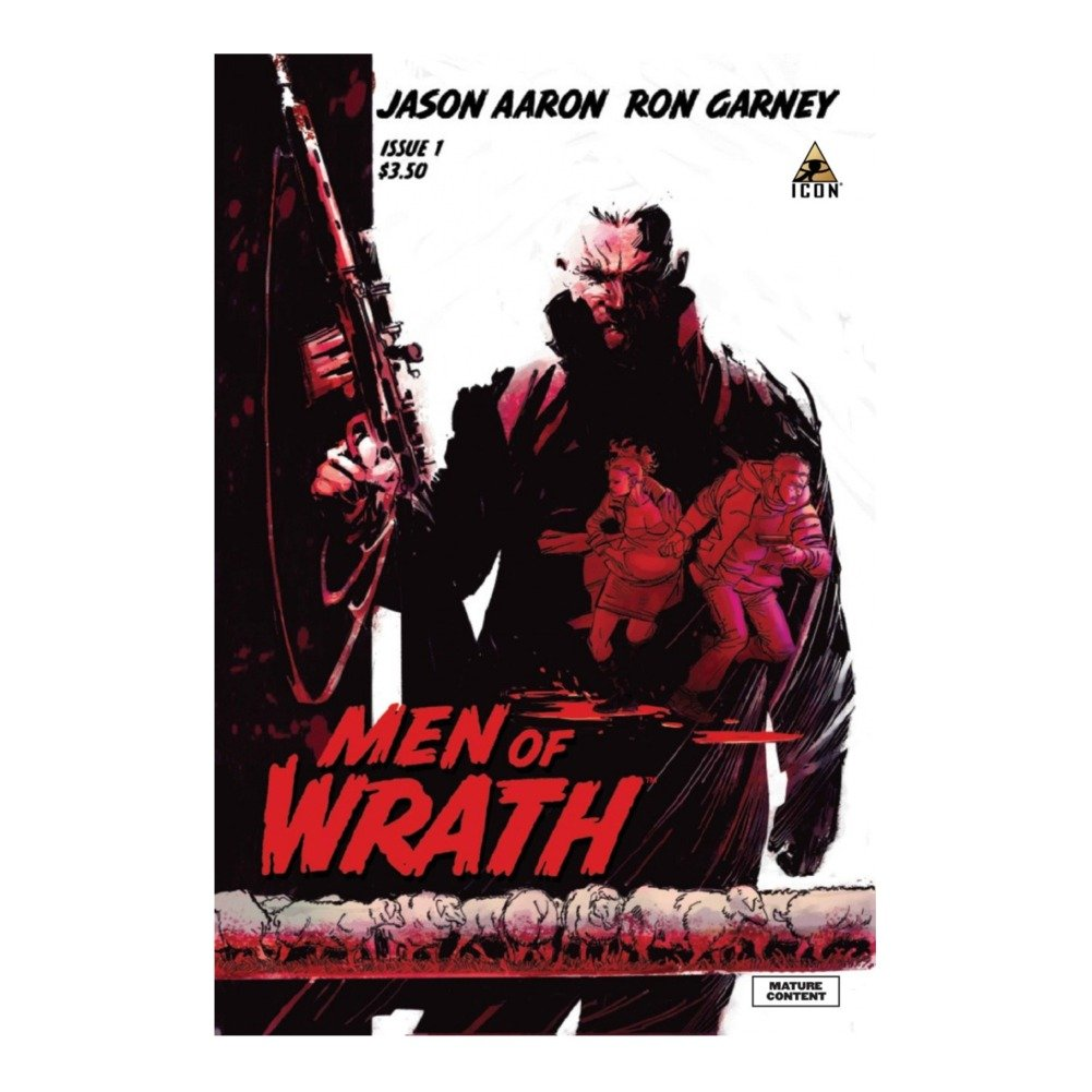 Men of Wrath By Jason Aaron #1 (Of 5) (MR) pdf epub
