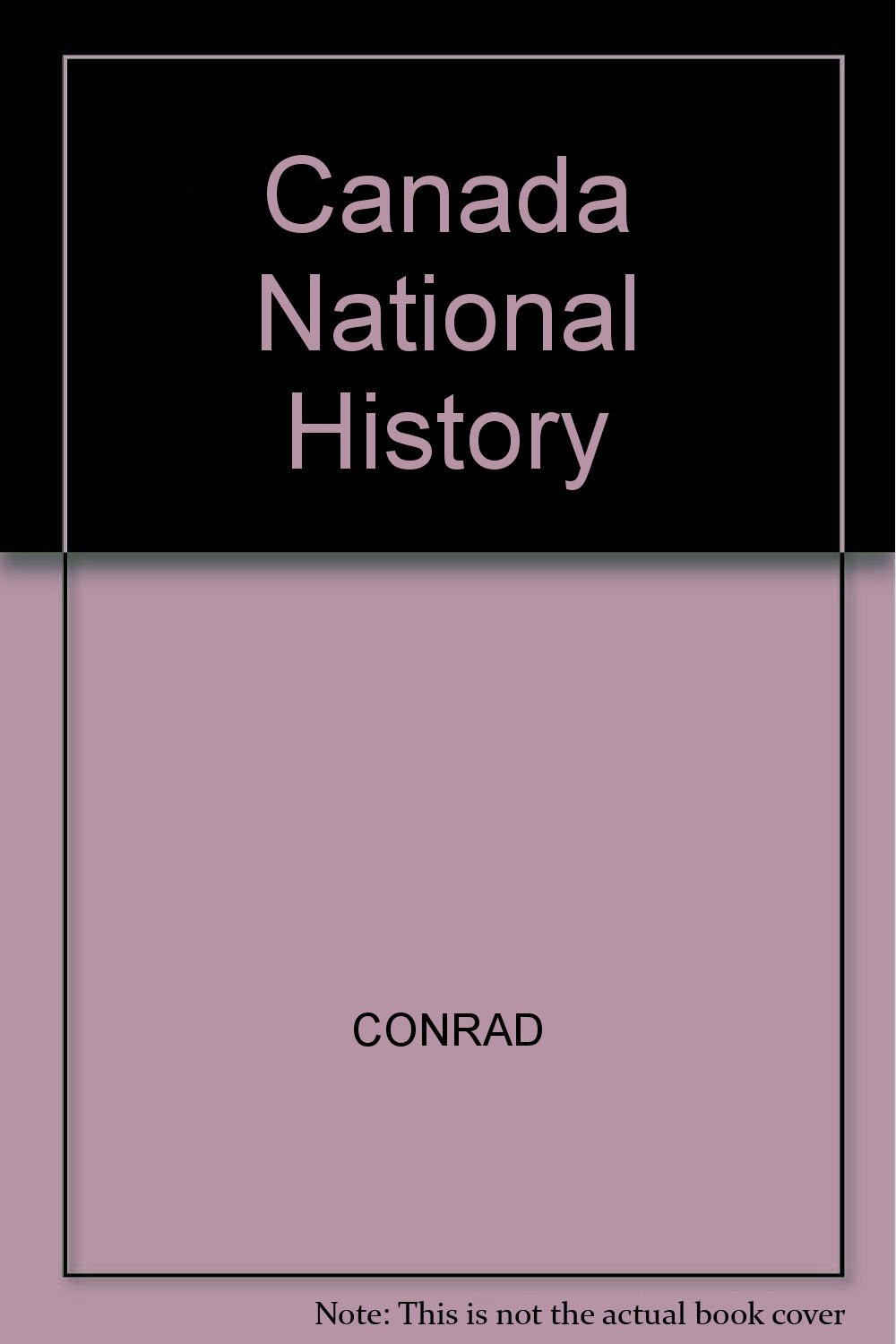 Canada: A National History pdf epub