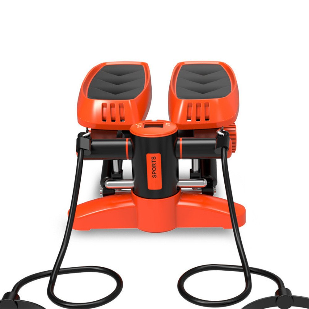 Stepper w Stepper Abnehmen Übung Gewichtsverlust Fitnessgeräte Home Ideal für Männer, Frauen, Kinder und Senioren