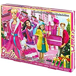 Barbie Advent Calendar by Barbie
