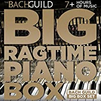 Big Ragtime Piano Box MP3 Album