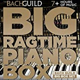 Big Ragtime Piano Box Album Cover