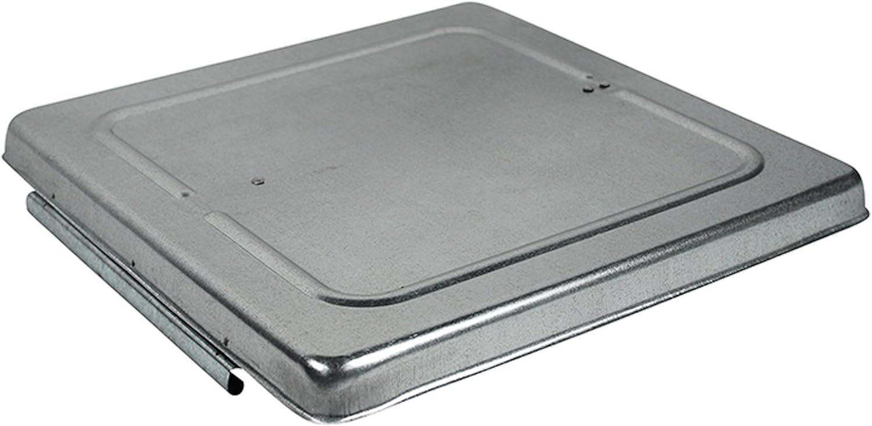 Heng's 90114-C1 Universal Roof Vent Lid - Metal: Automotive