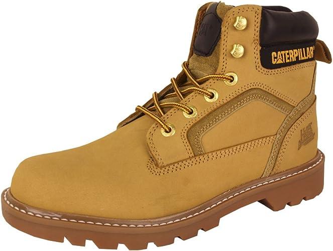 Caterpillar Men's Boots Brown Honey