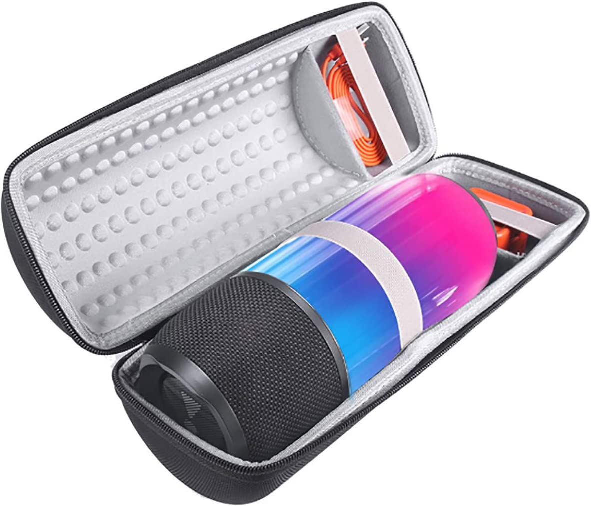 Oriolus Hard Case for JBL Pulse 3 Wireless Bluetooth Speaker (Grey)