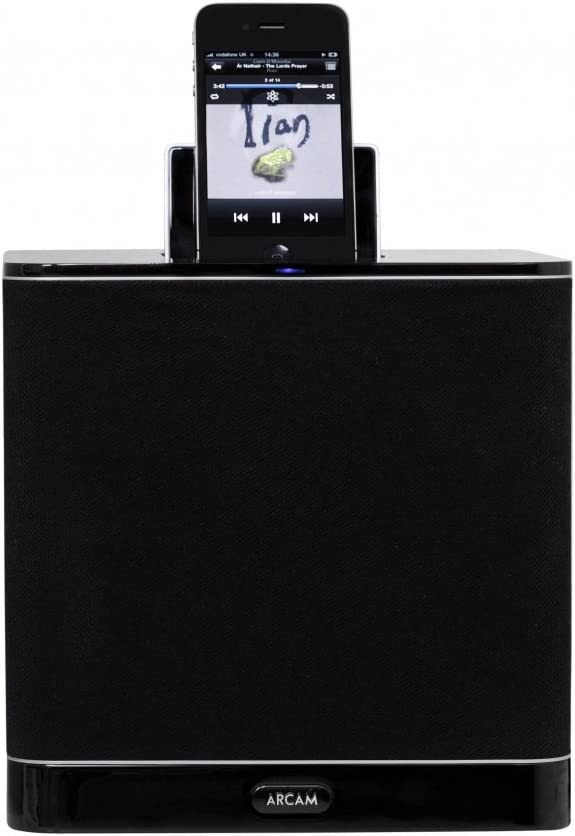 Arcam rCube Portable Speaker System for iPod And iPhone
