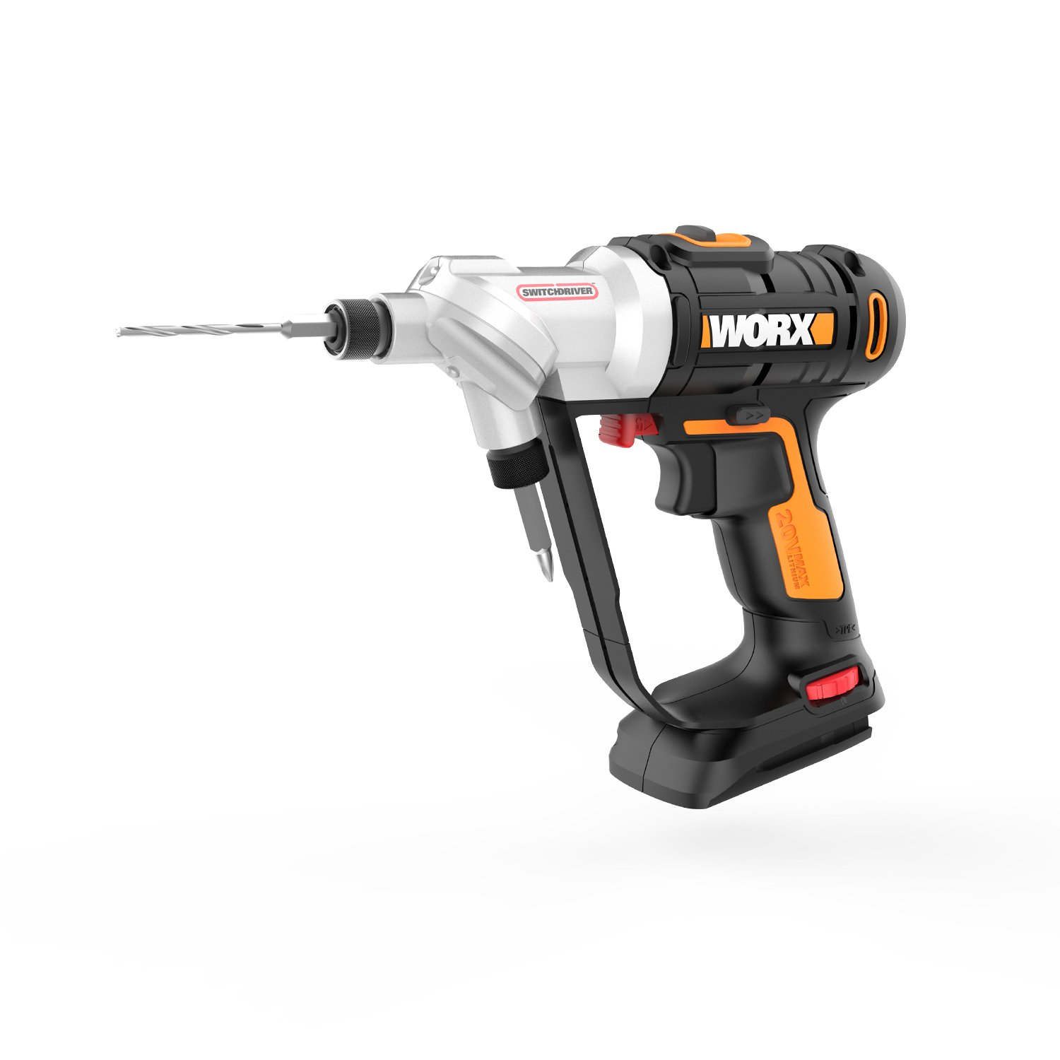 worx wx176l 20v switchdriver 2 in 1 cordless drill and driver with rh amazon com Philips User Guides Philips User Guides Speaker Bt7900