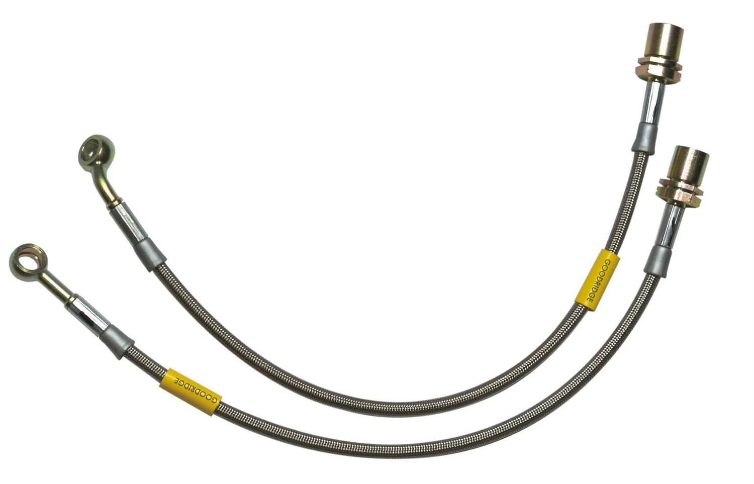 01-02 Toyota 4Runner 2 In Extended SS Goodridge 2-21185 Brake Line