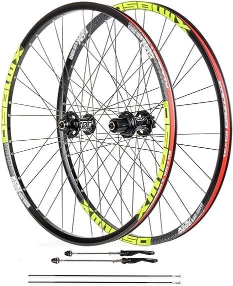 ZNND 26 27.5 Pulgadas Bicicleta De Montaña Juego De Ruedas De ...