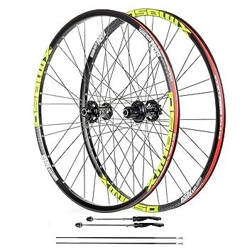 Zyy 26 27.5 Pulgadas Bicicleta De Montaña Juego De Ruedas De ...