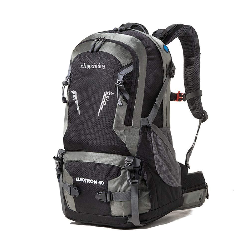 CSPMM Laptop-Rucksack Outdoor Wasserdicht Camping Rucksack Für Männer Frauen Frauen Frauen 50L Rucksäcke Reisetaschen B07KR2K8CZ Trekkingruckscke Menschliche Grenze ca207c