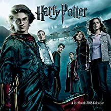 Harry Potter 2018 Wall Calendar