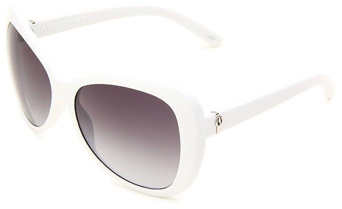 Electric Visual Magenta de las mujeres gran tamaño gafas de ...