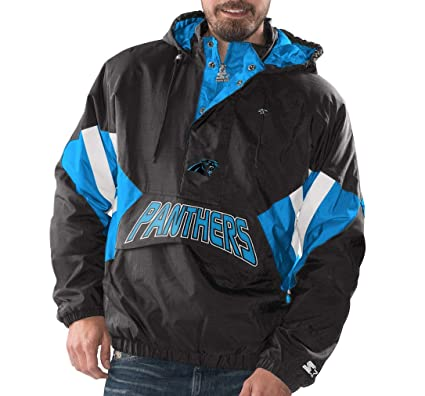 sale retailer fbbe3 7b971 Amazon.com: Carolina Panthers Starter Vintage Enforcer ...