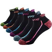NAFFIC Calcetines deportivos de tobillo de corte bajo