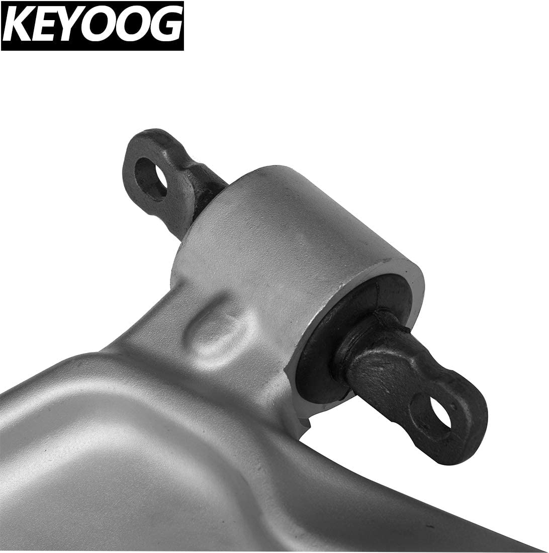 KEYOOG 2Pcs Left Right Front Lower Control Arm and Ball Joint Assembly RPO Code FE3:Sport Suspension For 05-2011 Chevrolet Cobalt HHR,07-10 Pontiac G5 Pursuit K620897 K620898 Suspension