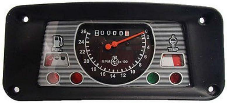 Instrument Cluster Bezel Auto Meter 20010 2-1//16 Dual Gauge Mount