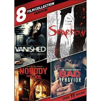 cfd61becacf68 Amazon.com: 8-Horror Movies: Hailee Hirsh, Linda Hamilton, Tom ...