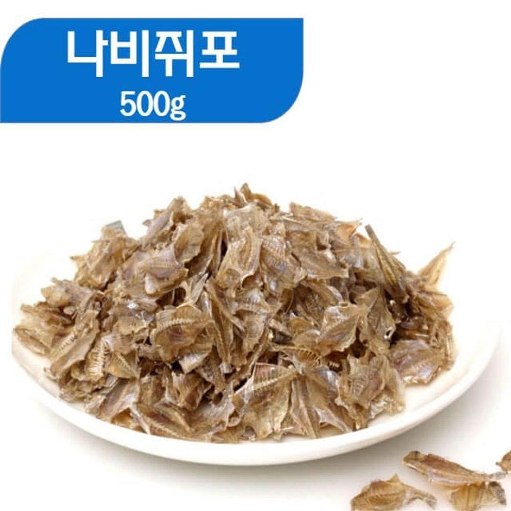 Dried Filefish Small Size 400g 쥐포 Vietnam