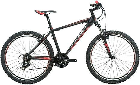 Raleigh Talus 2.0 - Bicicleta de montaña Enduro, Color Negro ...