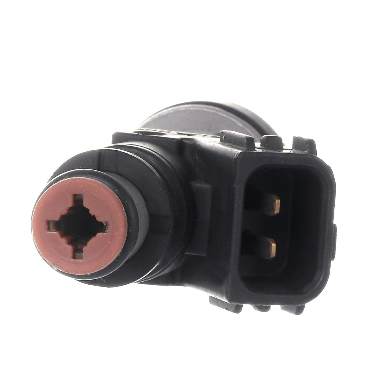 4pcs 1 Holes Replacement Fuel Injectors Engine Part fit for 1999 2000 2001 Honda CR-V 2.0L Compatible 06164PCA000 Injectors OCPTY Fuel Injector
