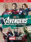 Marvel's Avengers: Age of Ultron(Plus Bonus Features)