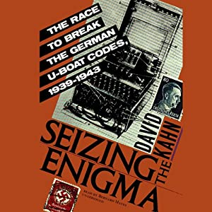 Seizing the Enigma Audiobook