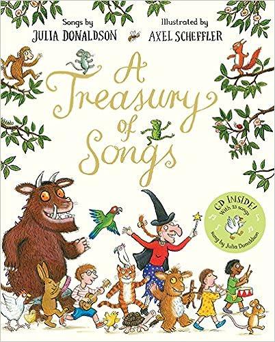 A Treasury Of Songs: Book And Cd Pack por Axel Scheffler epub