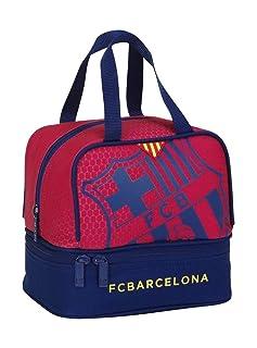 F.C Portameriendas-Barcellona, colore: nero/granito Safta 811572040)