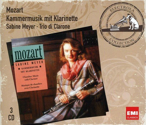 Price comparison product image Electrola Series-Mozart: Chamber Music With Clarin