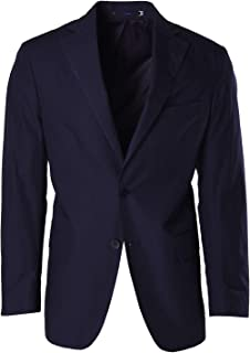 product image for Haspel Poplin Sport Coat - Nautical Navy