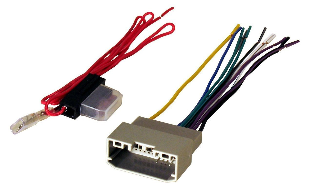 Amazon Stereo Wire Harness Dodge Ram Pickup 25003500 10 11 – Dodge Car Stereo Wiring