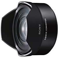 Sony VCLECF2 10-13mm f/2.8-22 Fisheye Lens Fixed Prime  Fisheye Converter for Sony Mirrorless Cameras