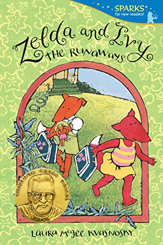 Zelda and Ivy: The Runaways: Candlewick Sparks