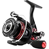 SeaKnight AXE Spinning Reel 6.2:1 Full Metal 11BB Anti-Corrosion Design Smooth and Powerful Fresh and Saltwater Spinning Fishing Reels