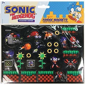 Sonic Fridge Magnets