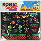 Sonic The Hedgehog Collector's Edition Fridge Magnets