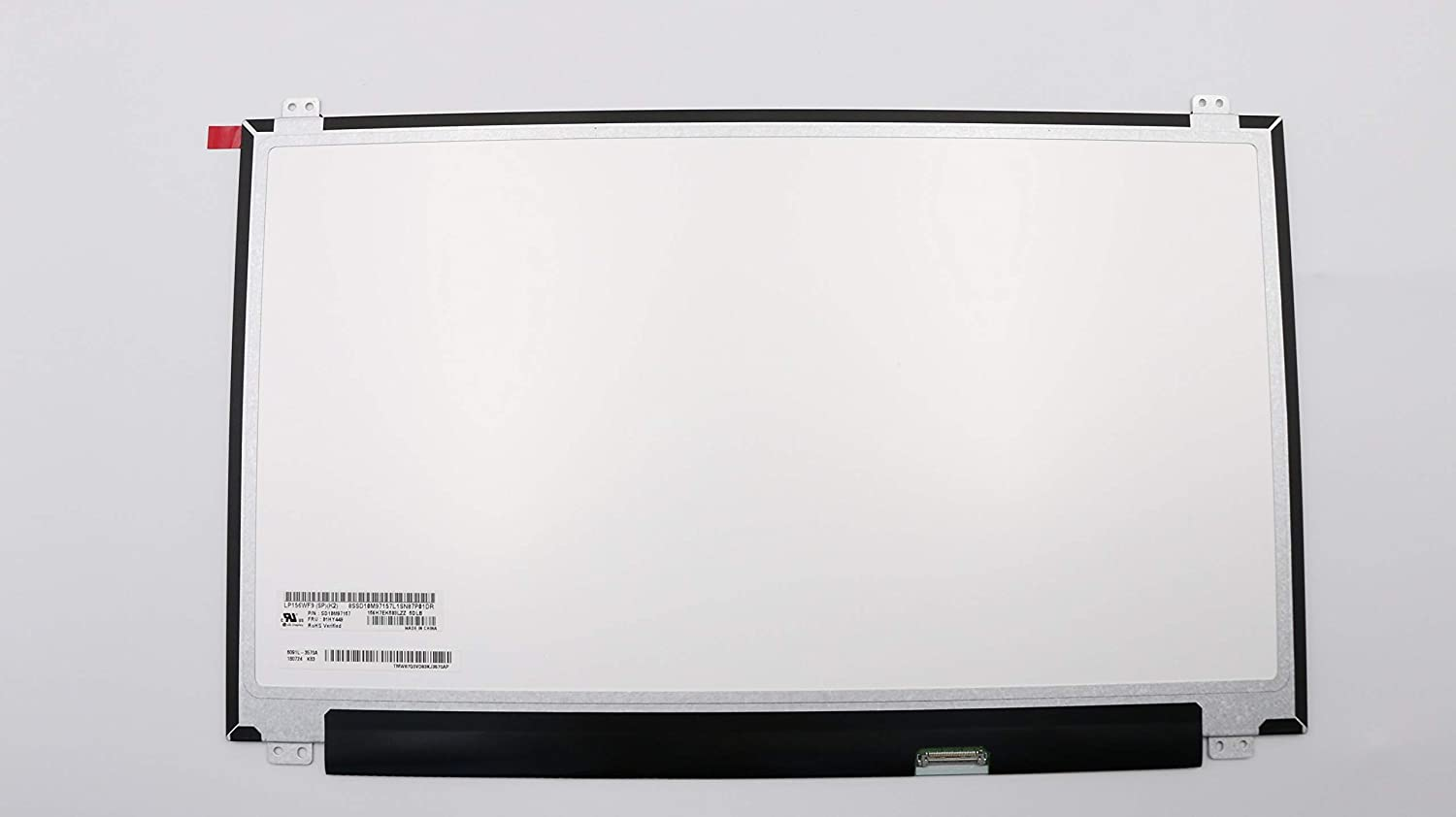 LCD Screen IPS LED Display Panel Only Fits Lenovo Thinkpad FRU: 01HY450 01HY451 Non-Touch JYLTK New Genuine 15.6 FHD 1920x1080