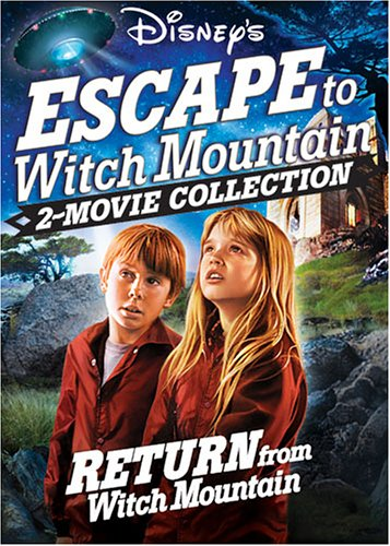 Escape to Witch Mountain / Return From Witch - 1995 Double Die