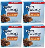 Pure Protein Chocolate Peanut Butter Bar, 48 Count, 1.76 ounce