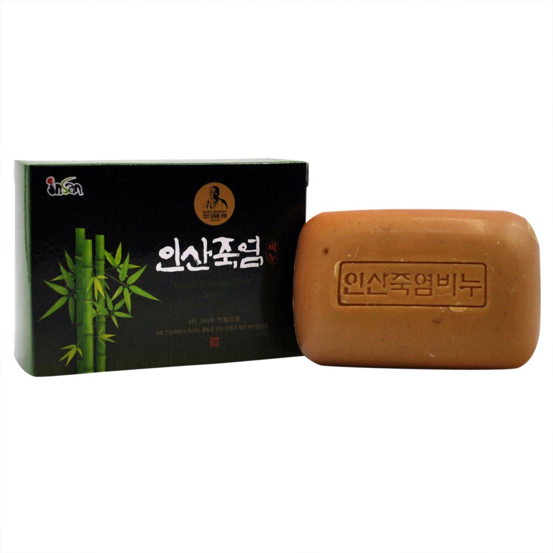 Bamboo Salt Soap