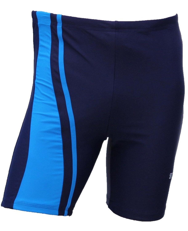 Romano Men's Blue Swim Wear