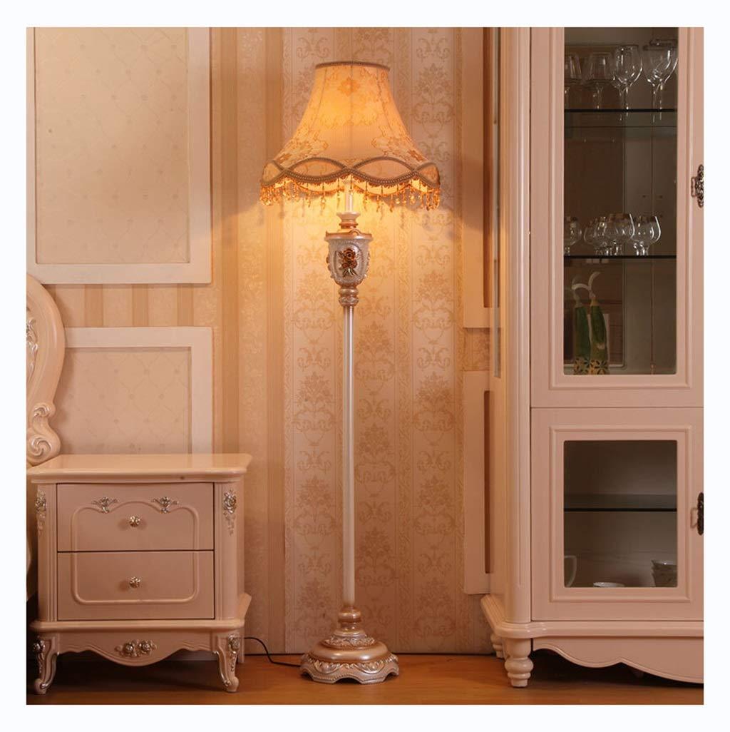 HARDY-YI アメリカの創造的な暖かいフロアランプ、居間の研究寝室のベッドサイドフロアランプLEDリモートコントロールスイッチ B07PMY9YBS