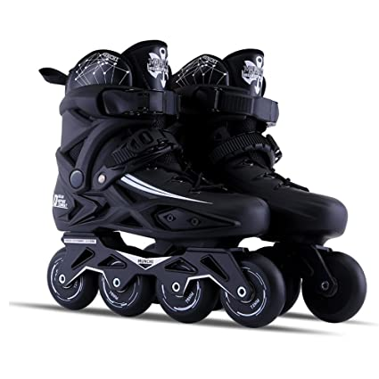 4e7cb4649830f Sunkini Adults Men s Professional Inline Skate Shoes Freestyle Women  Skating Boots Outdoor Roller Skates with Protector