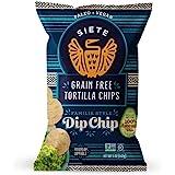 Siete Family Foods, Chip Tortilla Grain Free Restaurant Style Dip, 5 Ounce